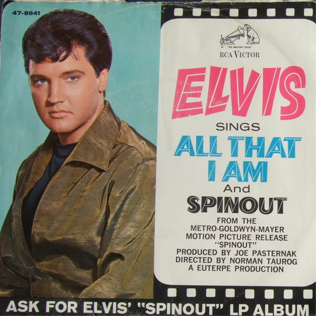 Spinout / All That I Am 47-8941by4qfl