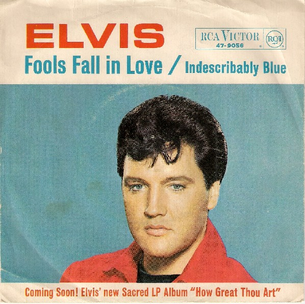 Indescribably Blue / Fools Fall In Love 47-9056-2z1dki