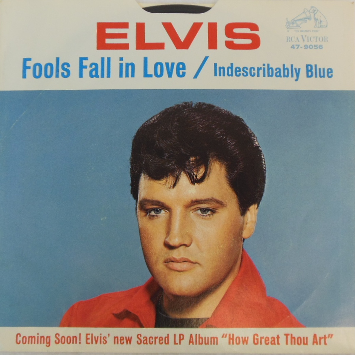 Indescribably Blue / Fools Fall In Love 47-9056ahxcuq
