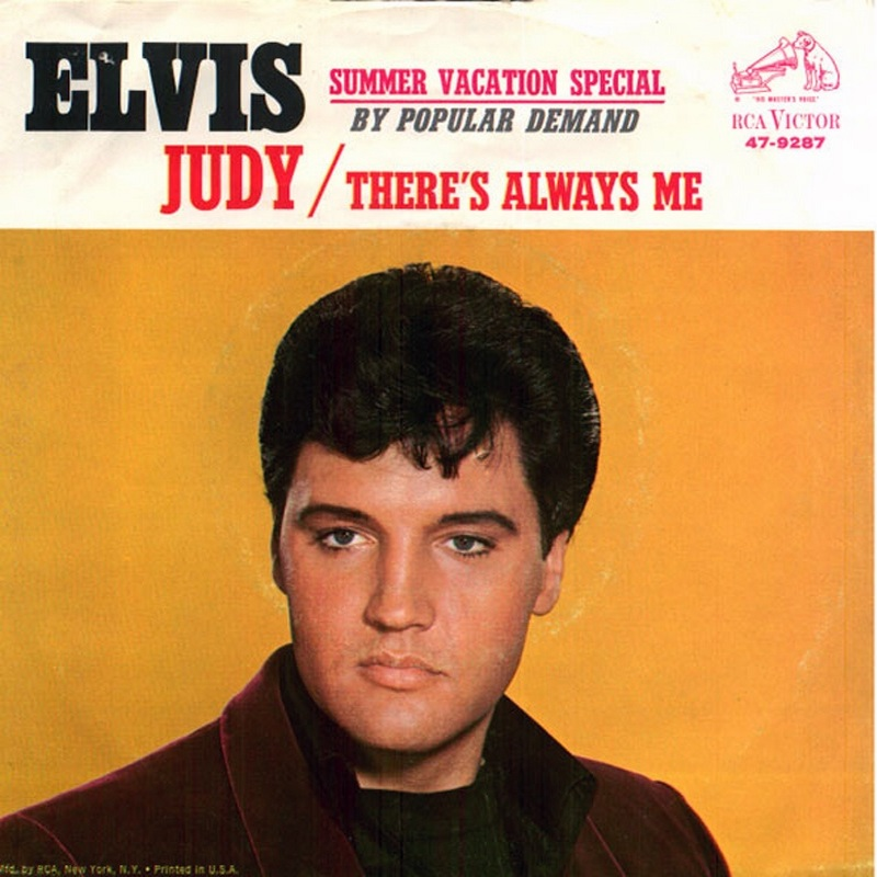 There's Always Me / Judy 47-9287atqs70