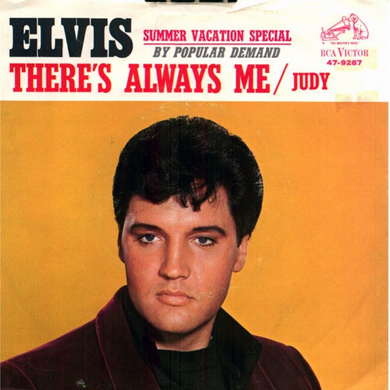 There's Always Me / Judy 47-9287bm8sr7