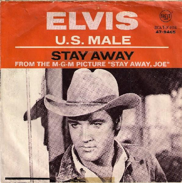 U.S. Male / Stay Away 47-9465-1d2ckp