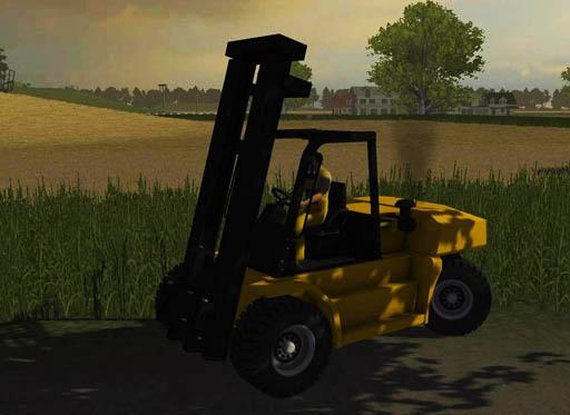 Komatsu EX50 115 Forklift