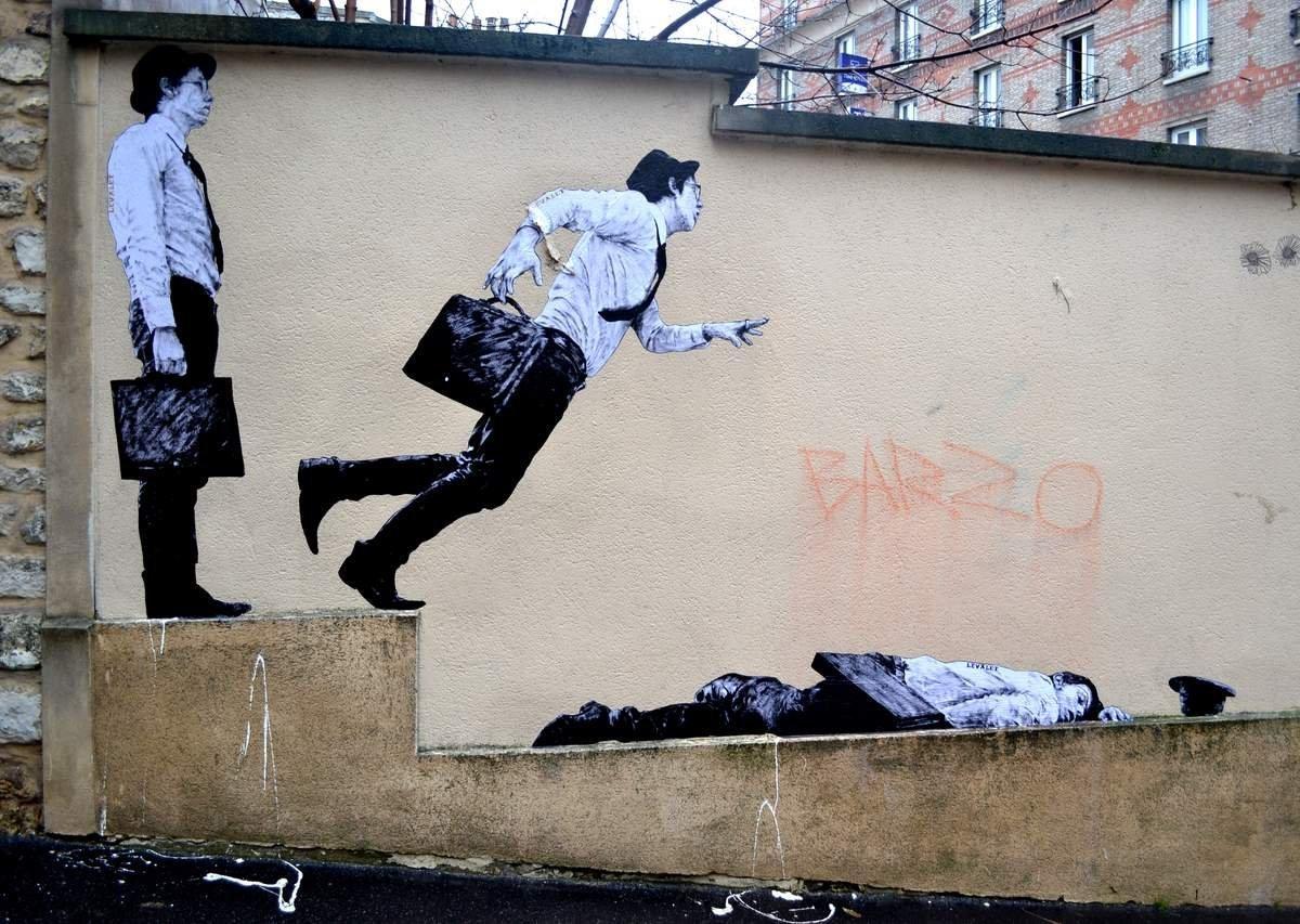 Street Art - sztuka ulicy #2 17