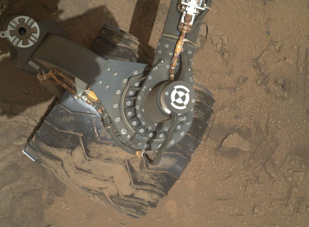 Zdjęcia z powierzchni Marsa 2