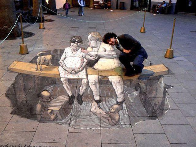 3D street art #2 24
