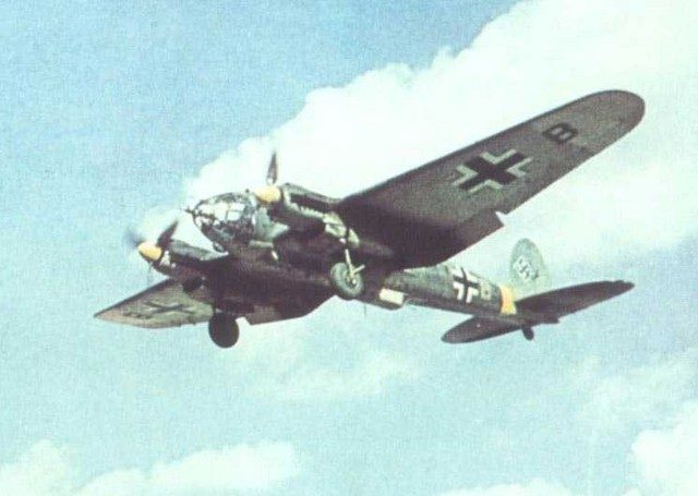 Samoloty z okresu II wojny światowej 150