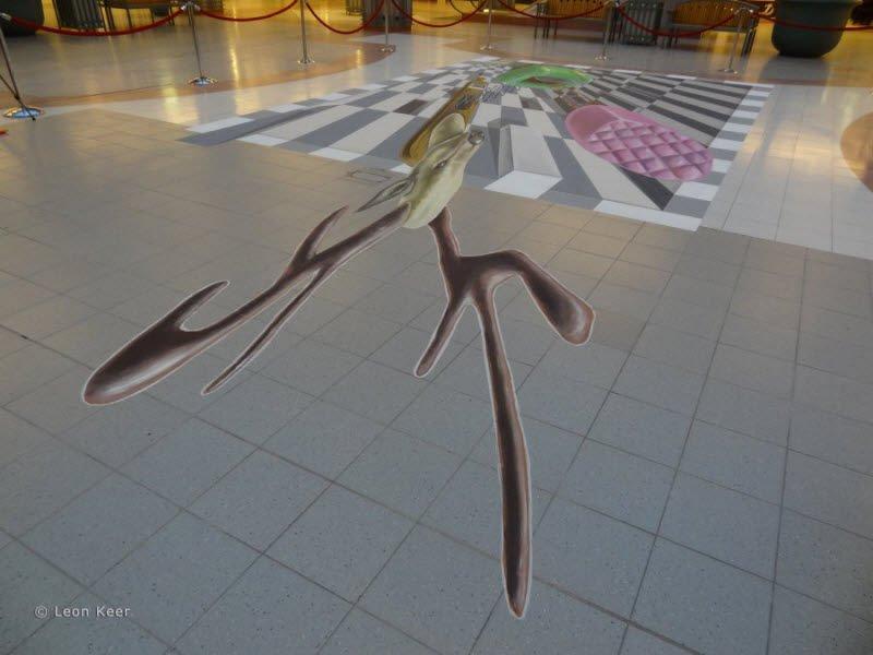 Sztuka uliczna w 3D #2 24