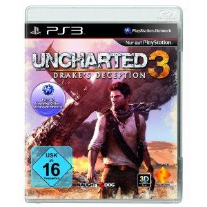 ebay WOW: Uncharted 3: Drake's Deception (PS3) für nur 19,49€ inkl. Versand!