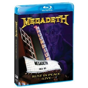 Megadeth-Rust In Peace Live-2010