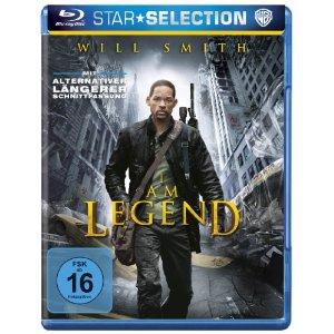 amazon: I Am Legend [Blu-ray] mit Will Smith für nur 7,72€ inkl. Versand!