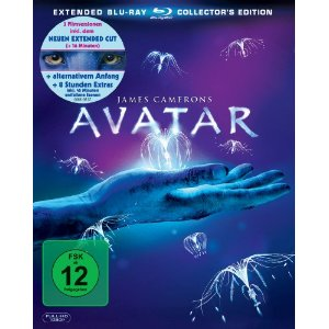 amazon vs Saturn: Avatar - Extended Collector's Edition (Blu-ray) für nur 9,97€ inkl. Versand!!