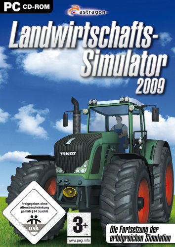 Simulation landwirtschafts simulator 2009 gold edition german 0x0007