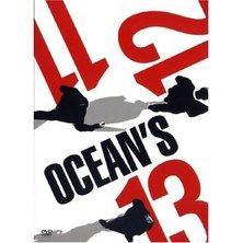 Oceans Trilogie DVD Set günstig