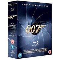 James Bond Collection Blu-ray