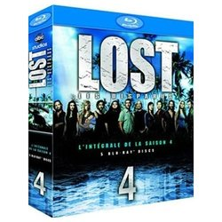 Lost Blu-ray Staffel 4 Amazon Import