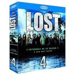 Lost Blu-ray Staffel 4 Amazon Import