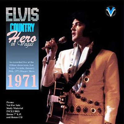 Elvis - Country Hero In Vegas (Set)	 549946_5041666463017182u9v