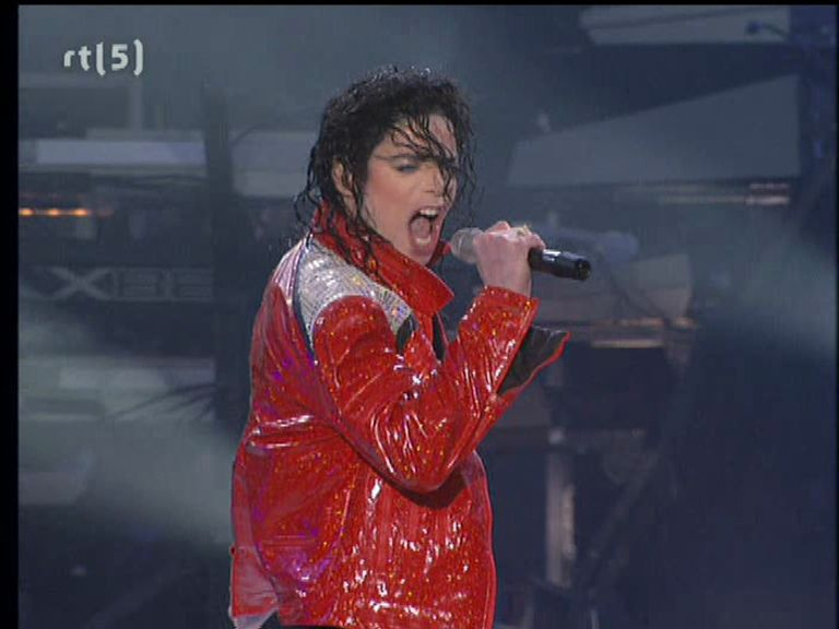 Michael Jackson Concert Setlist at Olympiastadion, Munich