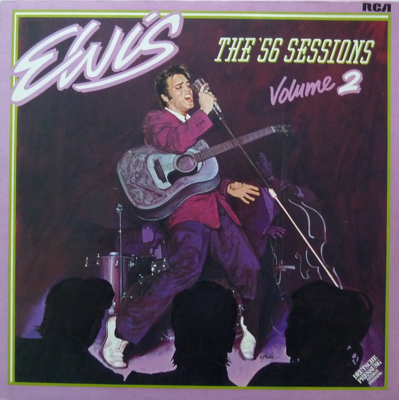 THE '56 SESSIONS Volume 2 56sessionvol2frontb67kf