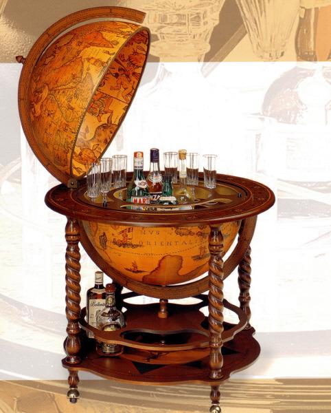 Nett globus getr nke galerie die besten - Vintage holzmobel ...
