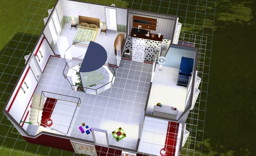 das gro e sims 3 forum von und f r fans mein erstes haus kommentare erw nscht. Black Bedroom Furniture Sets. Home Design Ideas