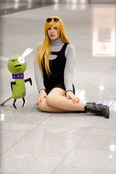 Dziewczyny i cosplay #8 8