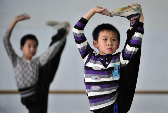 Chińska szkoła gimnastyki #2 2