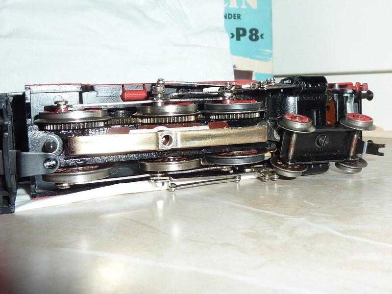 Baureihe 38 DB 5inkyl