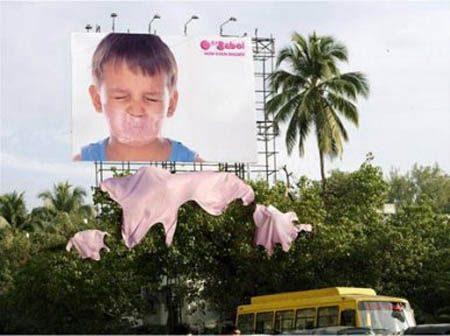 Najlepsze reklamy na bilbordach #2 32