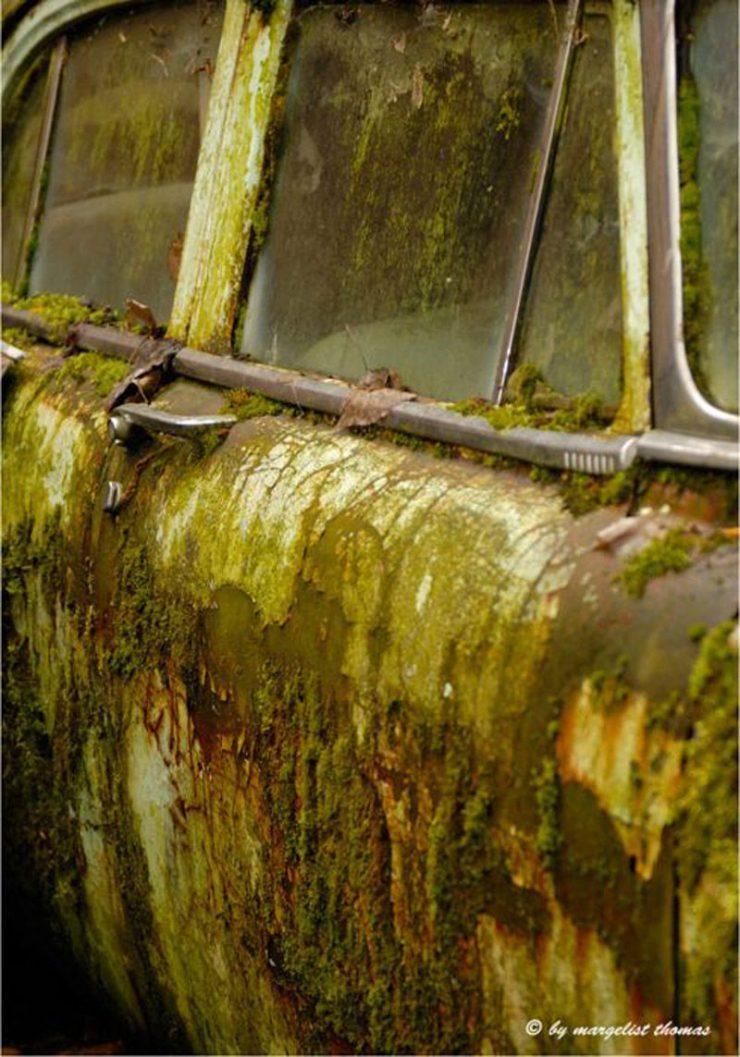 Cmentarzysko samochodów 2