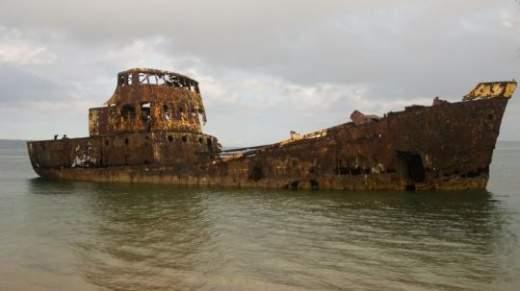 Cmentarzyska statków 6