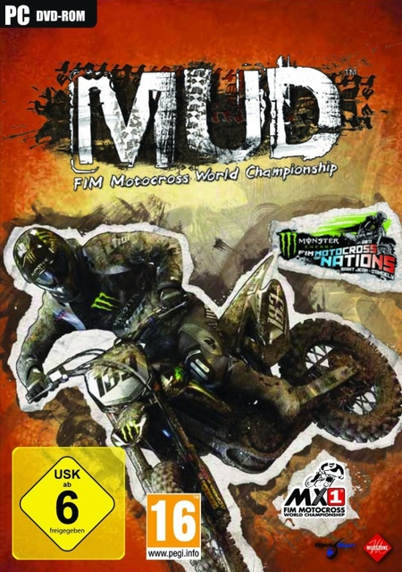 MUD FIM Motocross World Championship (2012) PC | RePack | [Reloaded]