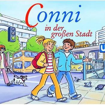Conni in der Großen Stadt (2003-2008, 23 CD) [De]