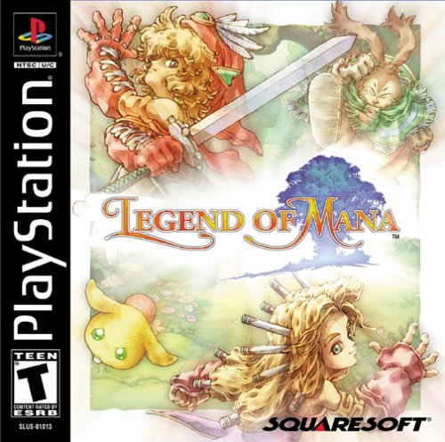 Legend of Mana (PSX-PSP)