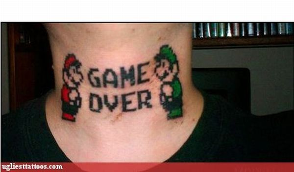 Najgorsze tatuaże 33