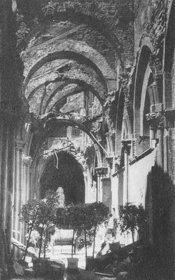 Wrocław  1945 Zniszczenia 40