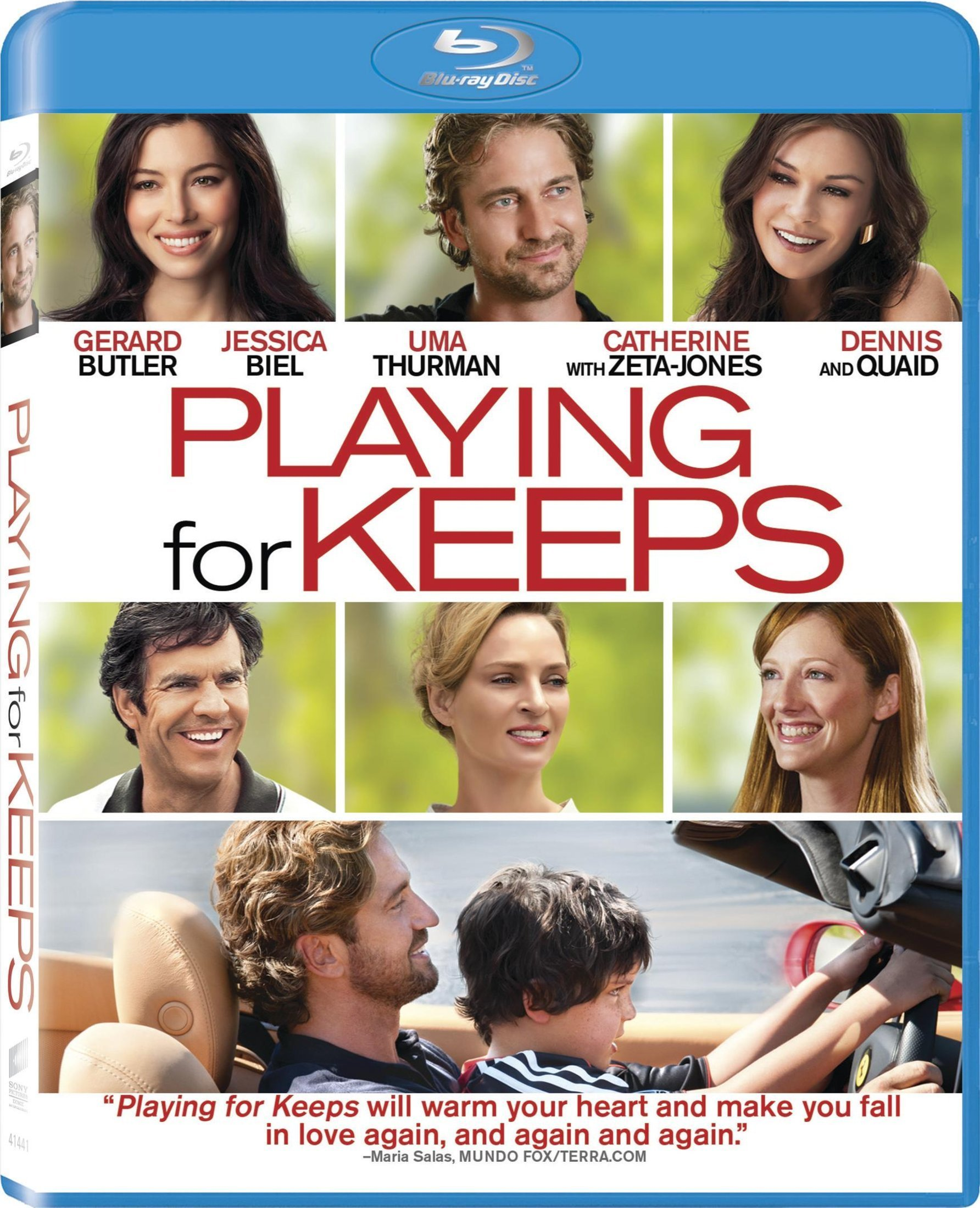 Playing for Keeps – Aşk Oyunu (2012) BDRip XviD-SPARKS