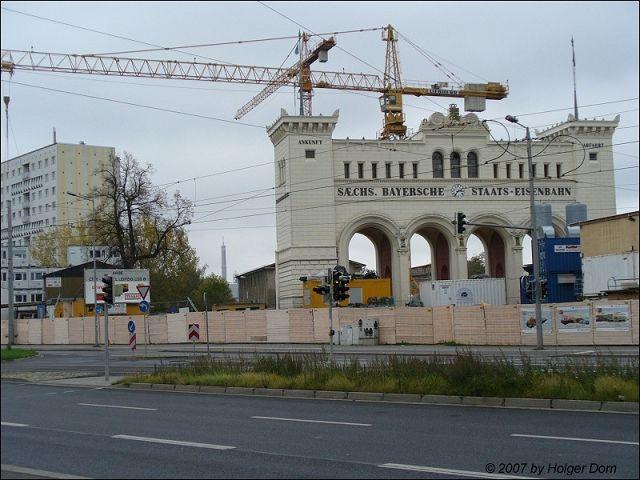 Bayerische Bahnhof