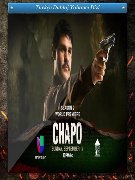 El Chapo 1.Sezon Tüm Bölümler 1080p DUAL WEBRip Türkçe Dublaj indir