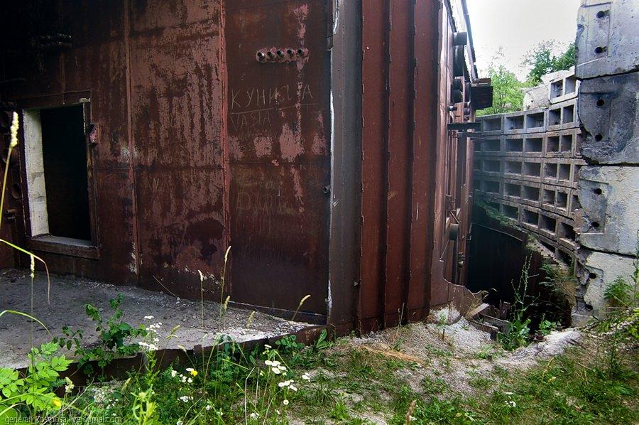 Opuszczony bunkier w Mołdawii 14