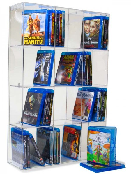 Regal für Blu-Rays! - Blu-ray Forum