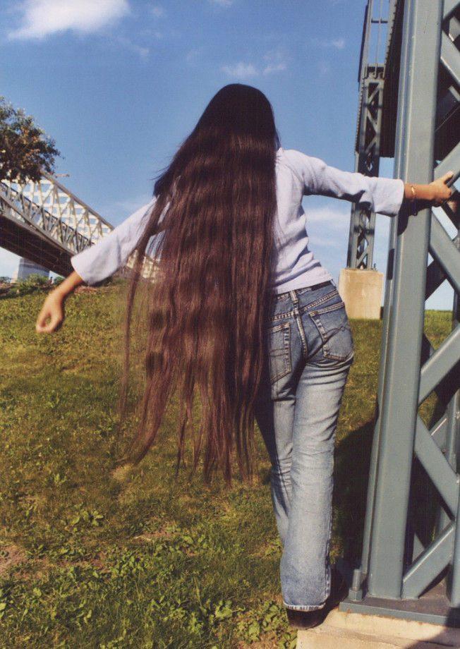 Obłędnie długie włosy 4