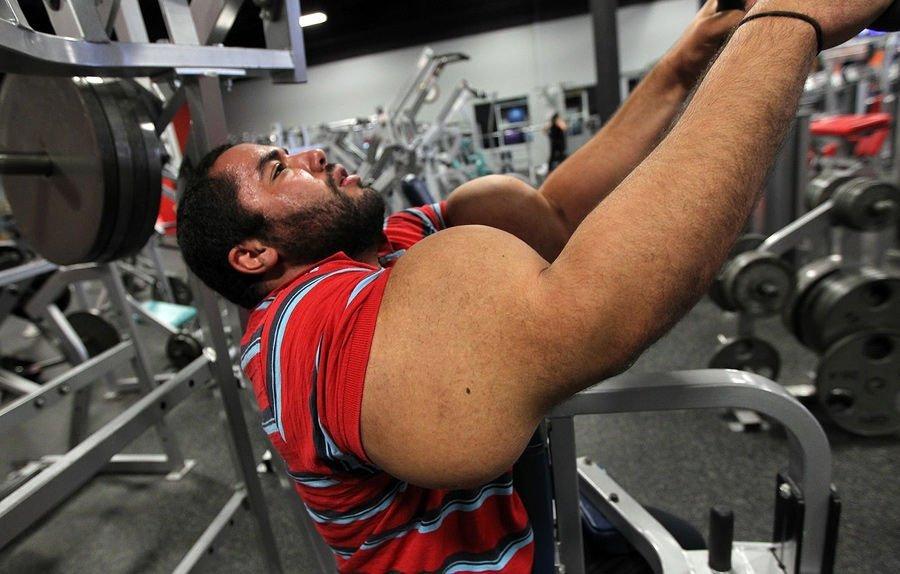 Góra mięśni #2 1