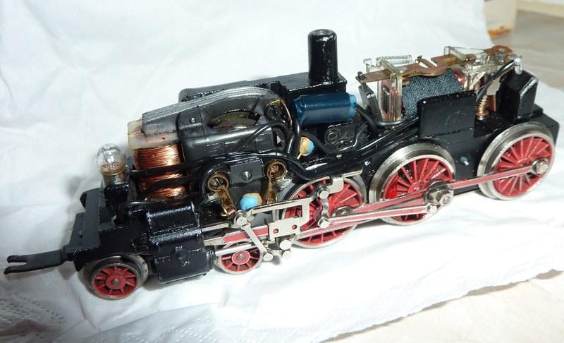 Baureihe 38 DB 6u8kge