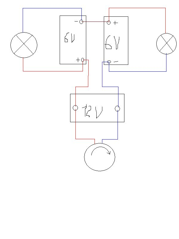 Spannungswandler von 12V auf 6V - Technik allgemein (und Archiv für ...