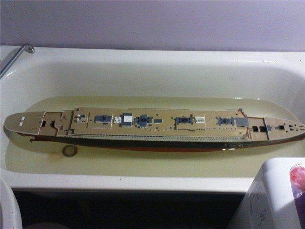 Zrób sobie Titanica 17