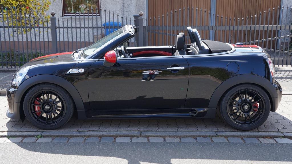 raal 39 s jcw roadster bmw z1 z2 z3 z4 z8 m. Black Bedroom Furniture Sets. Home Design Ideas