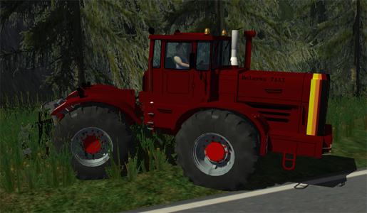K700 Belarus 7111