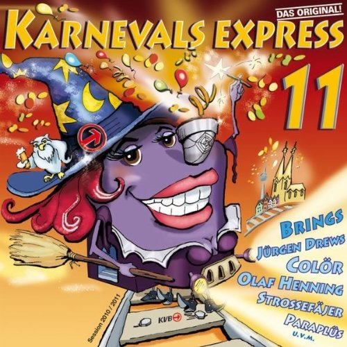 Va-Karnevals Express Vol.11-De-2010-VOiCE
